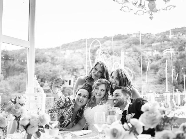 Il matrimonio di Emiliano e Carmela a Gandosso, Bergamo 34