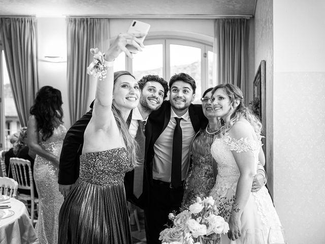 Il matrimonio di Emiliano e Carmela a Gandosso, Bergamo 35