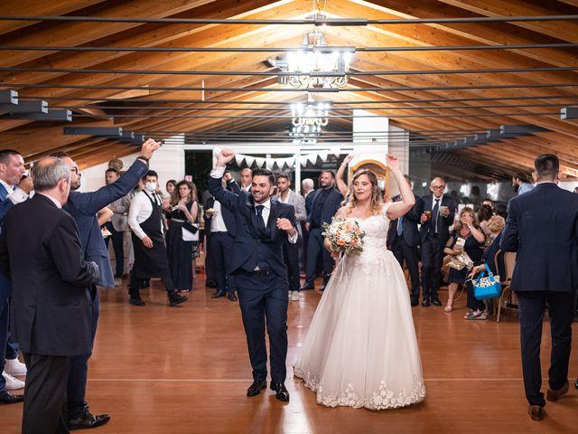 Il matrimonio di Emiliano e Carmela a Gandosso, Bergamo 38