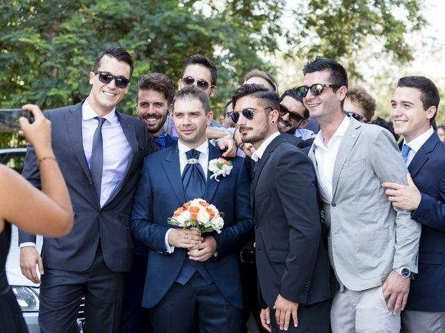 Il matrimonio di Rikard e Valentina a Argenta, Ferrara 10