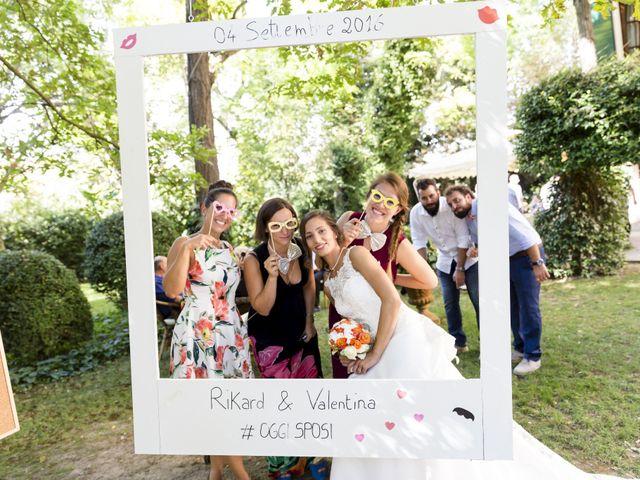Il matrimonio di Rikard e Valentina a Argenta, Ferrara 18