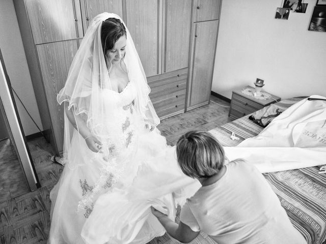 Il matrimonio di Fabio e Sonia a Occhiobello, Rovigo 7
