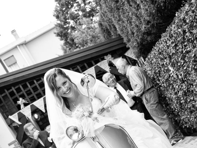 Il matrimonio di Fabio e Sonia a Occhiobello, Rovigo 15