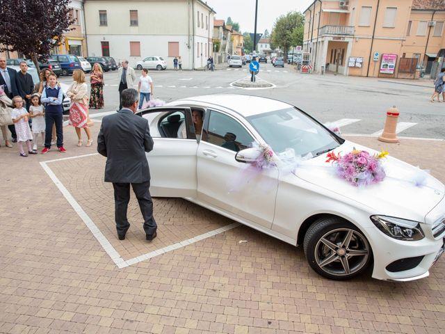 Il matrimonio di Fabio e Sonia a Occhiobello, Rovigo 24