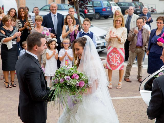 Il matrimonio di Fabio e Sonia a Occhiobello, Rovigo 25