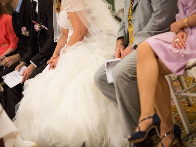 Il matrimonio di Fabio e Sonia a Occhiobello, Rovigo 33