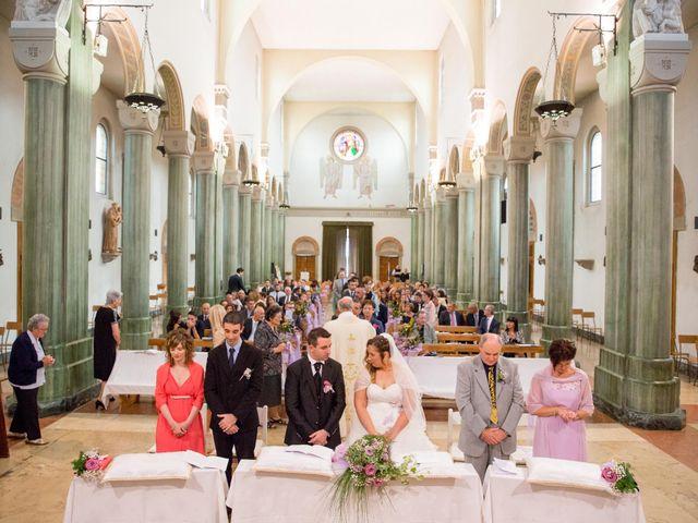 Il matrimonio di Fabio e Sonia a Occhiobello, Rovigo 40
