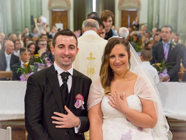 Il matrimonio di Fabio e Sonia a Occhiobello, Rovigo 41