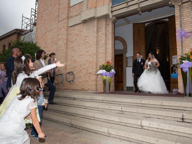 Il matrimonio di Fabio e Sonia a Occhiobello, Rovigo 45