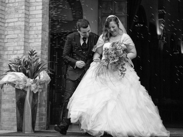 Il matrimonio di Fabio e Sonia a Occhiobello, Rovigo 46