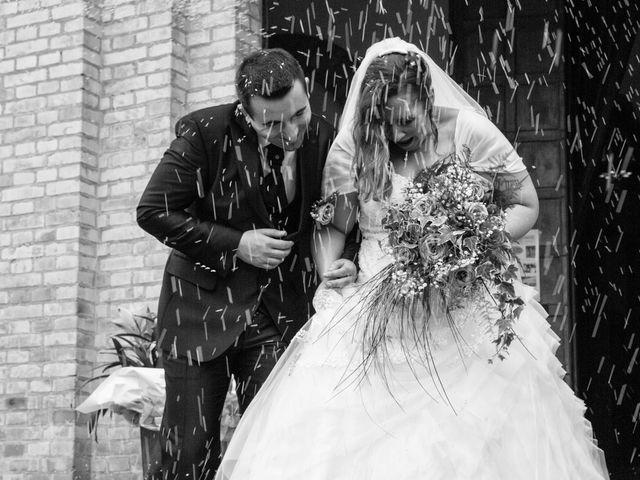 Il matrimonio di Fabio e Sonia a Occhiobello, Rovigo 47