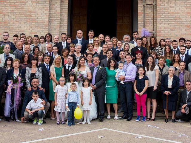 Il matrimonio di Fabio e Sonia a Occhiobello, Rovigo 51