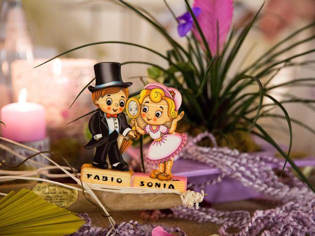 Il matrimonio di Fabio e Sonia a Occhiobello, Rovigo 58
