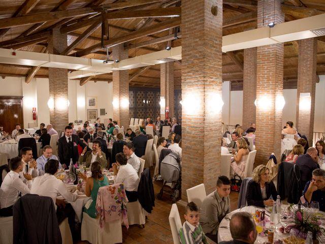 Il matrimonio di Fabio e Sonia a Occhiobello, Rovigo 64