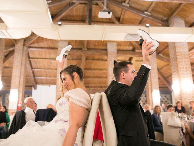 Il matrimonio di Fabio e Sonia a Occhiobello, Rovigo 74