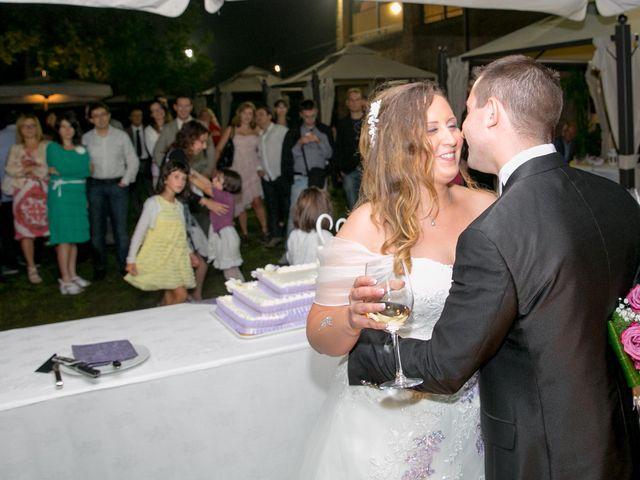 Il matrimonio di Fabio e Sonia a Occhiobello, Rovigo 78