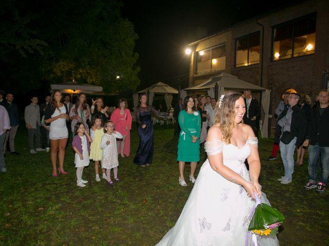 Il matrimonio di Fabio e Sonia a Occhiobello, Rovigo 79