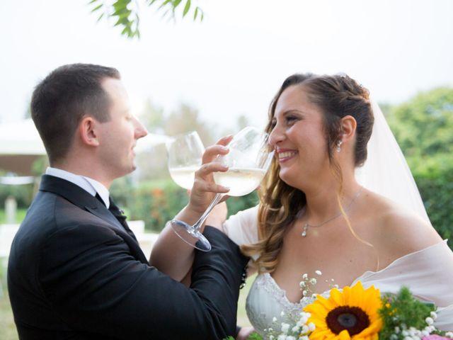 Il matrimonio di Fabio e Sonia a Occhiobello, Rovigo 86
