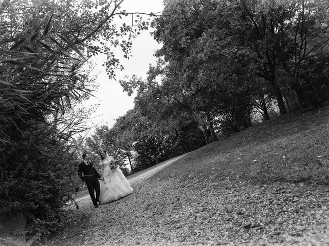 Il matrimonio di Fabio e Sonia a Occhiobello, Rovigo 89