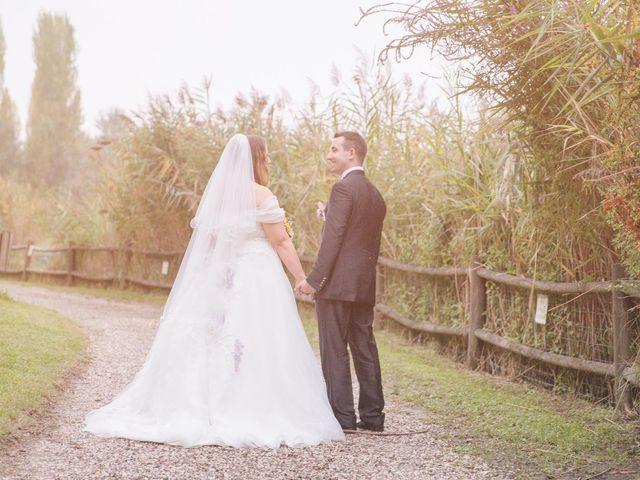 Il matrimonio di Fabio e Sonia a Occhiobello, Rovigo 1