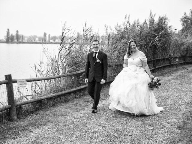 Il matrimonio di Fabio e Sonia a Occhiobello, Rovigo 91