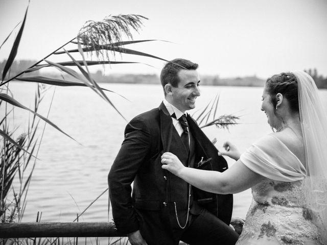 Il matrimonio di Fabio e Sonia a Occhiobello, Rovigo 93