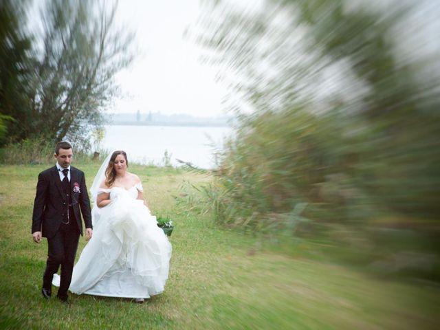 Il matrimonio di Fabio e Sonia a Occhiobello, Rovigo 96
