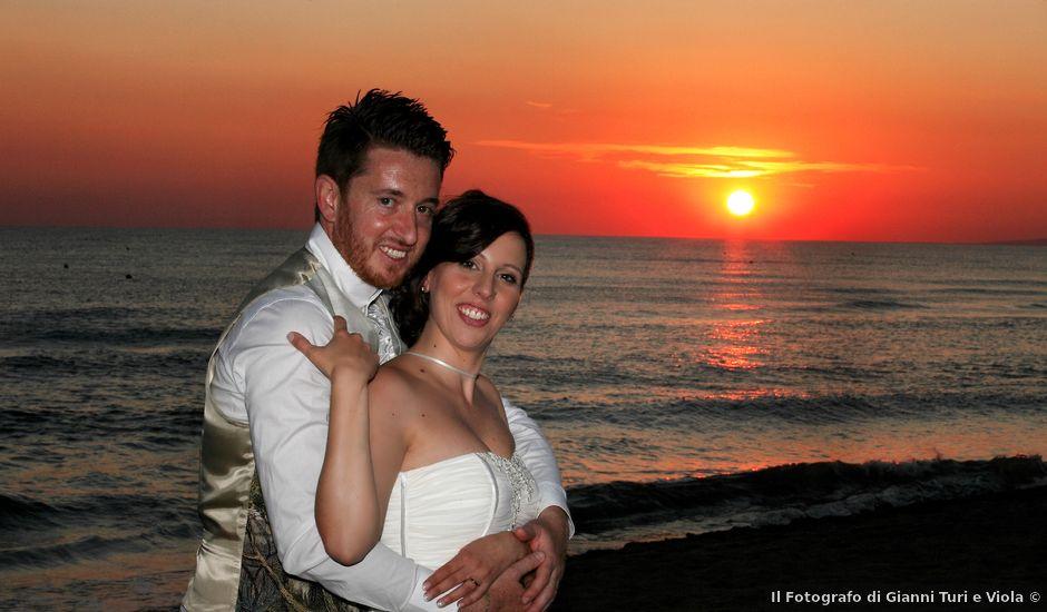 Il matrimonio di Francesco e Elisa a Maccarese, Roma
