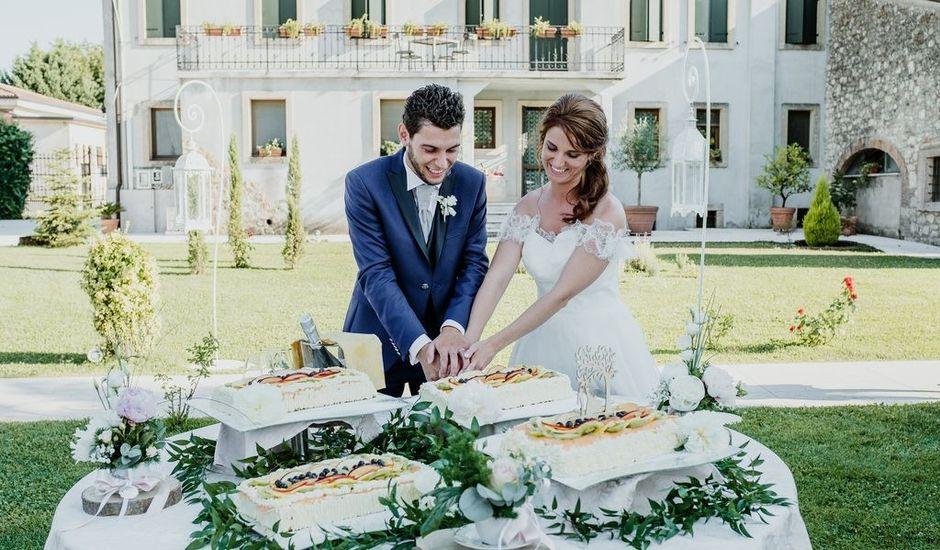 Il matrimonio di Francesco e Michela a Monteforte d'Alpone, Verona