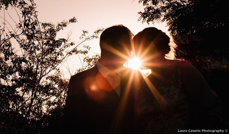 Il matrimonio di Raffaele e Monica a Cassolnovo, Pavia