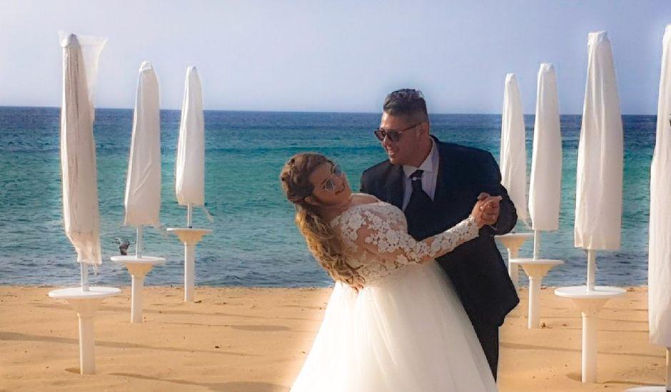 Il matrimonio di Jessica  e Tony a Trapani, Trapani
