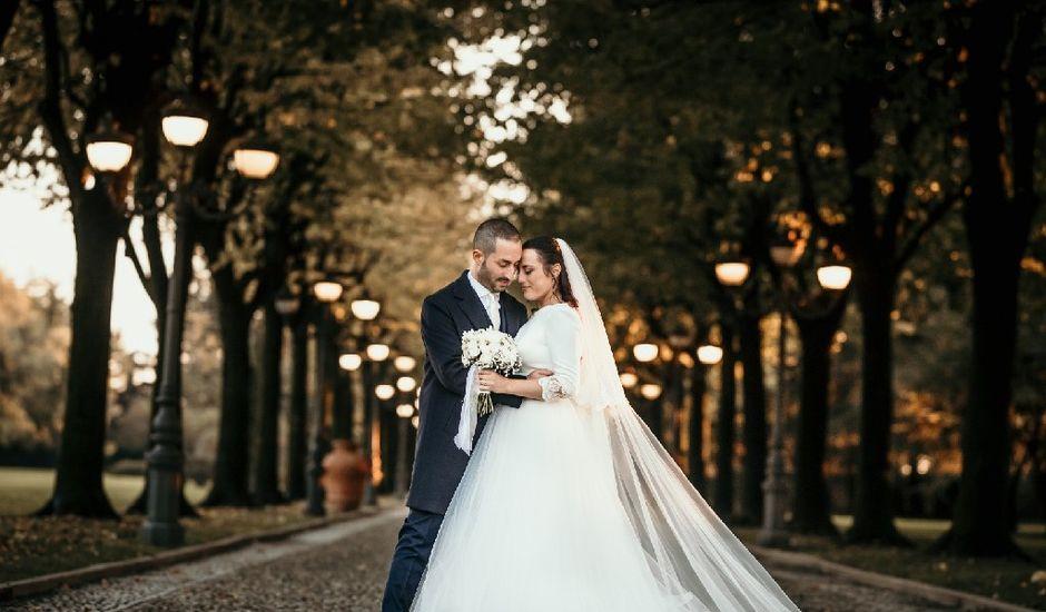 Il matrimonio di Emanuel  e Francesca  a Rovato, Brescia