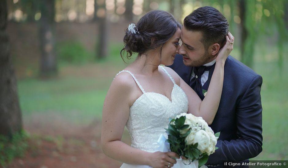 Il matrimonio di Piersilvio e Selenia a Latronico, Potenza