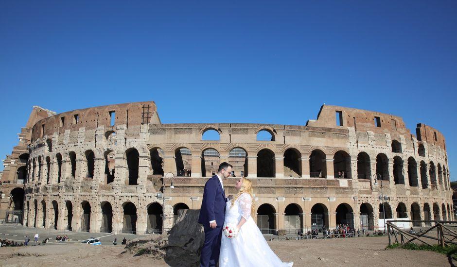 Il matrimonio di Christian  e Pamela a Roma, Roma
