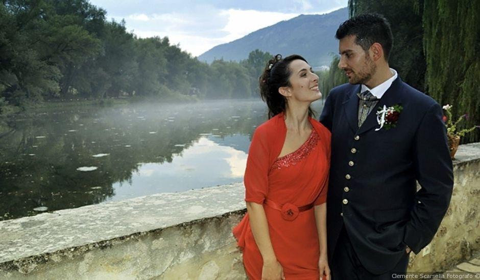 Il matrimonio di Cecilia e Enrico a L'Aquila, L'Aquila