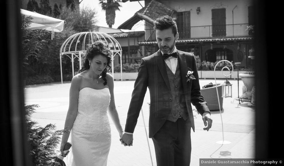 Il matrimonio di Antonio e Costanza a Bizzarone, Como