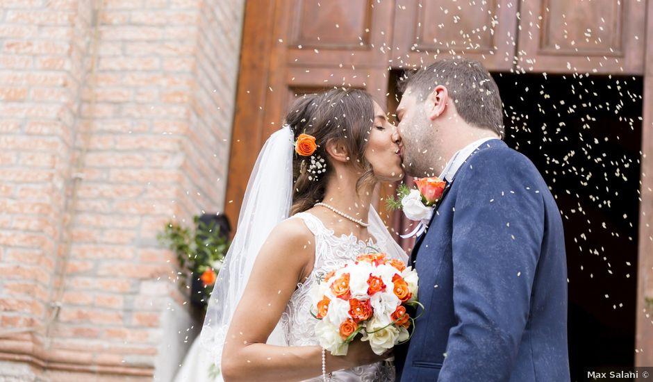 Il matrimonio di Rikard e Valentina a Argenta, Ferrara