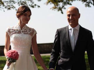 Le nozze di Svetlana e Danilo