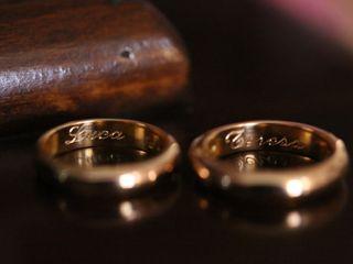 Le nozze di Teresa e Luca 1