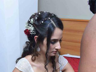 Le nozze di Jessica e Martial 2