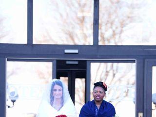 Le nozze di Jessica e Martial 3