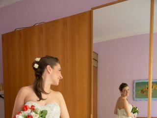 Le nozze di Cristina e Fabio 1