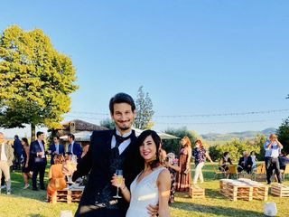 Le nozze di Francesca  e Manuele 1