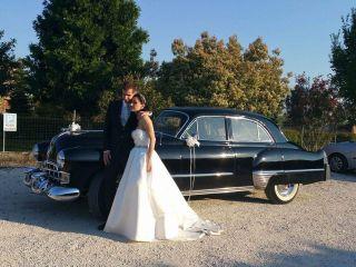 Le nozze di Monica e Manuel