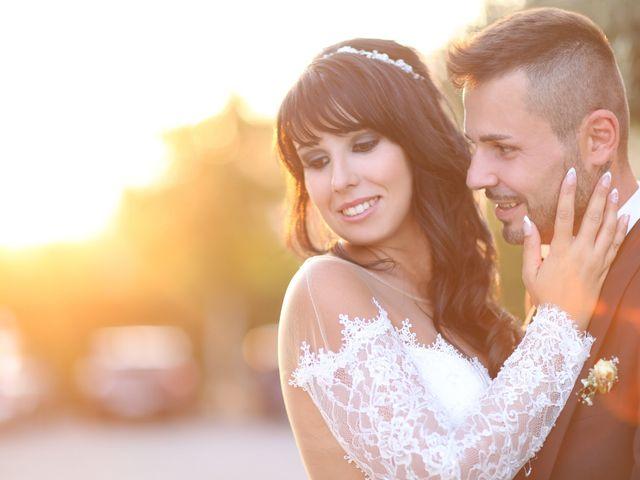 Le nozze di Teresa e Luca