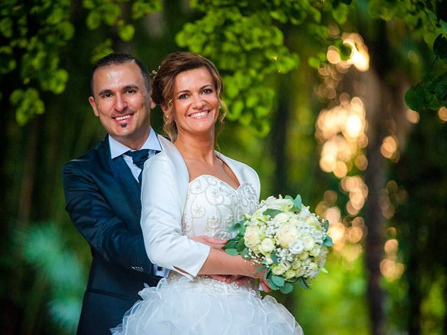 Le nozze di Martina e David