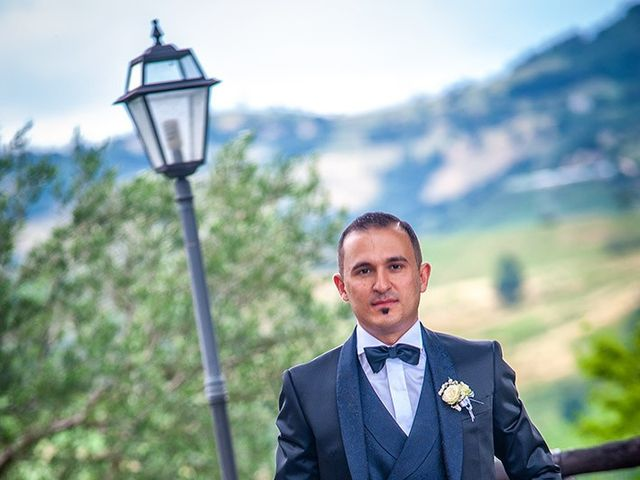 Il matrimonio di David e Martina a San Severino Marche, Macerata 3