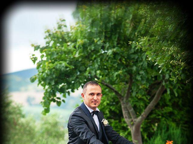 Il matrimonio di David e Martina a San Severino Marche, Macerata 4