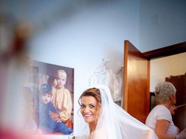 Il matrimonio di David e Martina a San Severino Marche, Macerata 5