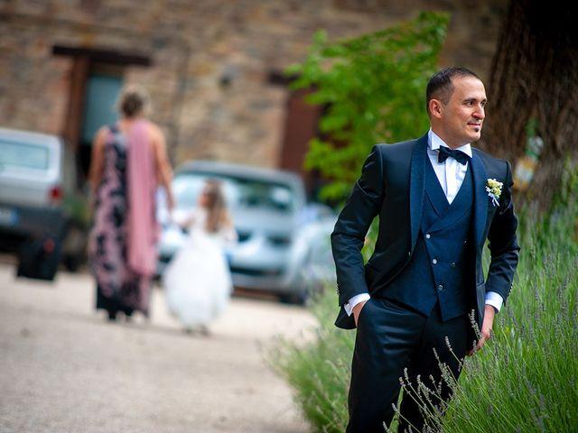 Il matrimonio di David e Martina a San Severino Marche, Macerata 1